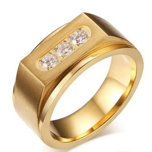 Accessories - Mens Wedding Ring Size 9